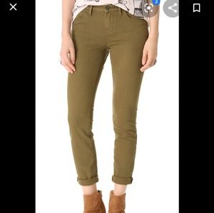 Madewell Jeans - Madewell Ankle skinny jeans